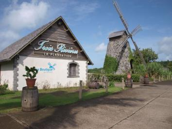 Itineraire martinique distillerie trois rivieres 2